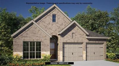 San Marcos Single Family Home For Sale: 349 Lacey Oak Loop
