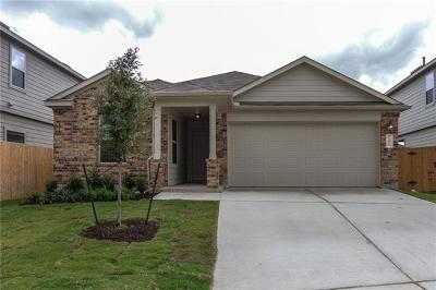 Hays County, Travis County, Williamson County Single Family Home For Sale: 10809 Deer Chase Trl