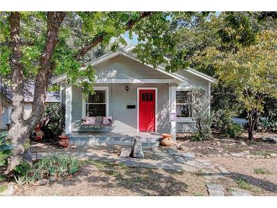 Single Family Home For Sale: 1100 W Annie St