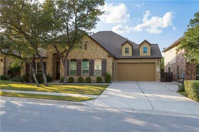 Cedar Park Single Family Home Pending - Taking Backups: 4207 Thoroughbred Trl