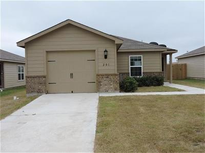 Williamson County Single Family Home For Sale: 201 Johnston Ln