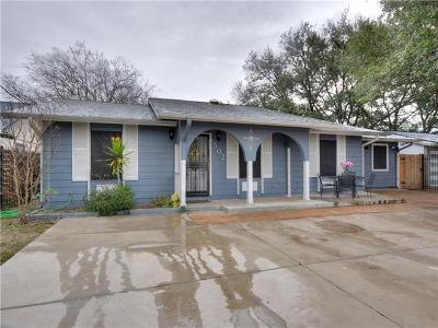 Austin Single Family Home For Sale: 502 W Applegate Dr