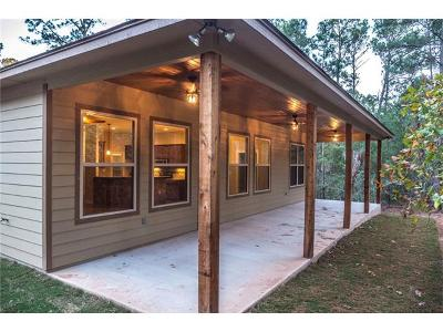 Bastrop Single Family Home For Sale: 182 Papawai