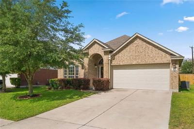 Pflugerville Single Family Home For Sale: 20312 Farm Pond Ln