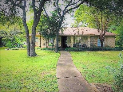 Austin Single Family Home For Sale: 3501 Kellywood Dr