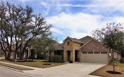 Leander Single Family Home For Sale: 2328 Maxwell Dr