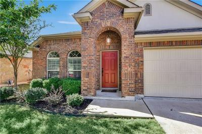 Pflugerville Single Family Home Pending - Taking Backups: 1516 Tranquility Ln