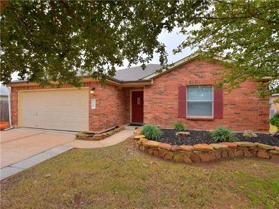 Leander Single Family Home Pending - Taking Backups: 2002 Horizon Park Blvd