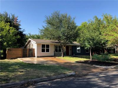 Single Family Home For Sale: 5112 Cloverdale Ln