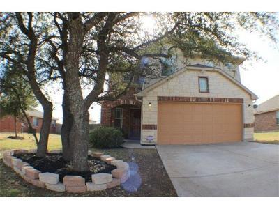 Leander Single Family Home For Sale: 808 Municipal Dr