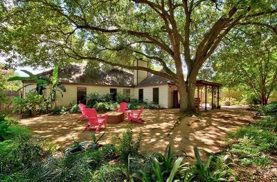 Austin Single Family Home For Sale: 2403 Braemar Cv