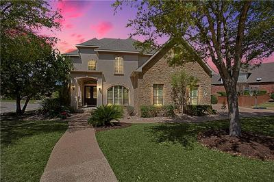 Austin Single Family Home For Sale: 3100 Sun Drenched Path