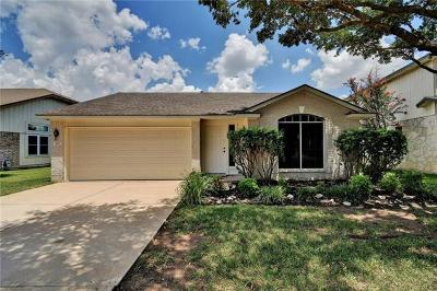 Cedar Park Single Family Home For Sale: 602 Stallion Dr