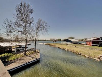 Bell County, Bosque County, Burnet County, Calhoun County, Coryell County, Lampasas County, Limestone County, Llano County, McLennan County, Milam County, Mills County, San Saba County, Williamson County, Hamilton County Single Family Home For Sale: 1506 Hill Top Dr #H