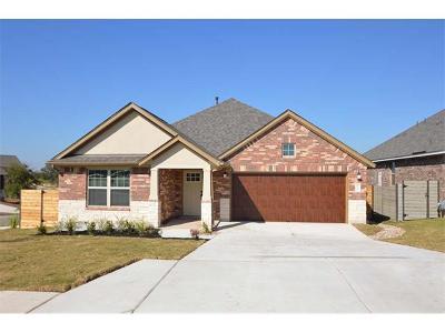 Georgetown Single Family Home For Sale: 801 Glorieta Ln