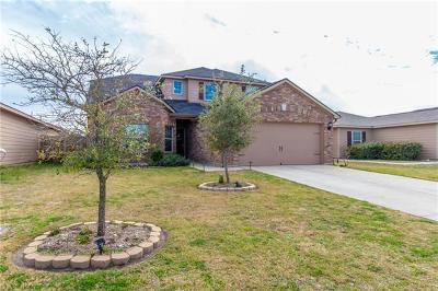 Jarrell Single Family Home For Sale: 109 Robertson Ln