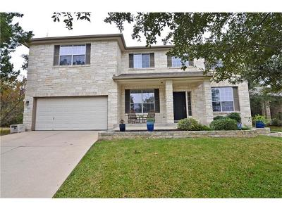 Leander Single Family Home For Sale: 1116 Applerock