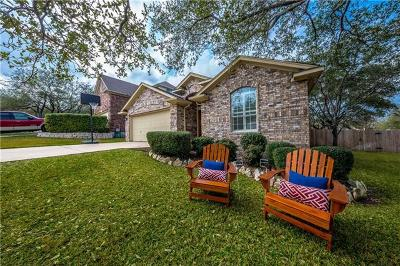 Austin Single Family Home For Sale: 3916 John Simpson Trl