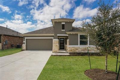 Round Rock Single Family Home For Sale: 6740 Catania Loop