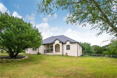 Dripping Springs Single Family Home For Sale