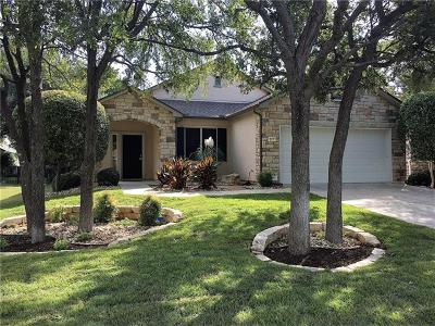 Georgetown Single Family Home For Sale: 517 Texas Dr