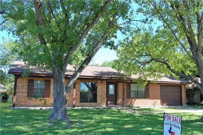 Lockhart Single Family Home Pending - Taking Backups: 802 San Jacinto St