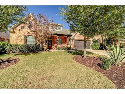 Austin Single Family Home For Sale: 18204 Painted Horse Cv