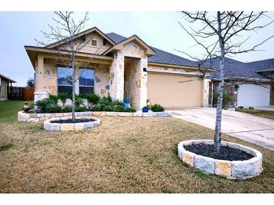 Leander Single Family Home For Sale: 624 Joppa Rd