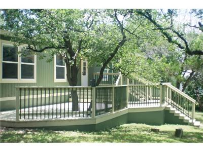 Leander Single Family Home For Sale: 13815 Long Hollow Loop