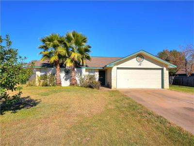 Georgetown Single Family Home Pending - Taking Backups: 50505 Indian Creek Dr