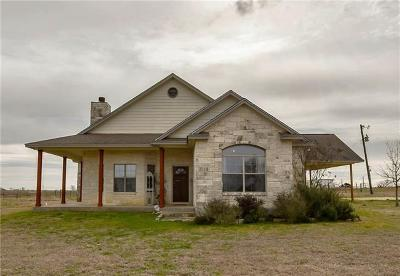 Salado Single Family Home For Sale: 1245 Hare Rd
