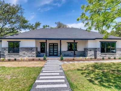 Round Rock Single Family Home For Sale: 4306 Deer Tract St