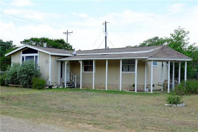 Hays County Single Family Home Pending - Taking Backups: 22 Matador Trl