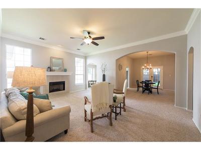 Cedar Park Single Family Home For Sale: 2306 Clover Ridge Dr