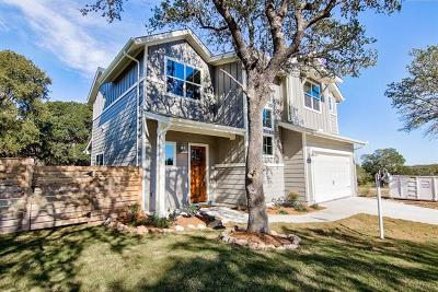 Travis County, Williamson County Single Family Home For Sale: 7906 Ryans Way