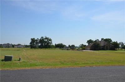 Hutto Residential Lots & Land Pending - Taking Backups: 332 Apache Pass