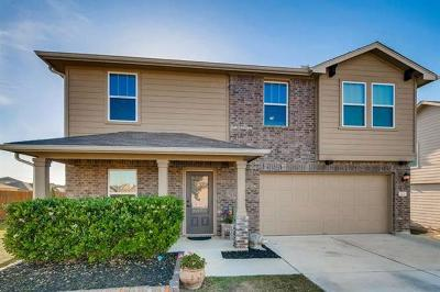 Hutto Single Family Home Coming Soon: 122 Leona River Trl
