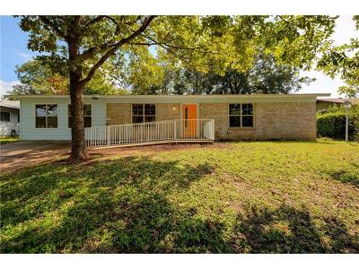 Austin Single Family Home For Sale: 4903 Oldfort Hill Dr