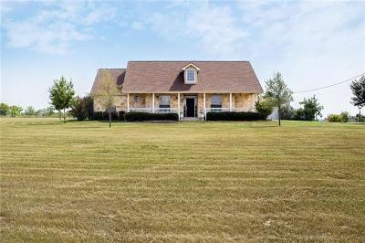 Bastrop County Single Family Home For Sale: 274 Brown Rd