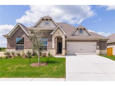 Leander Single Family Home For Sale: 105 Ran Rd