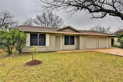 Single Family Home Pending - Taking Backups: 5201 Creekline Dr