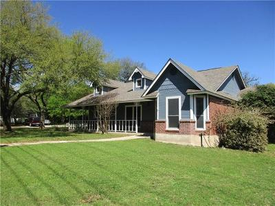 San Marcos Single Family Home Pending - Taking Backups: 220 Quail Creek Dr
