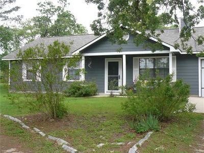 Paige Single Family Home For Sale: 188 Tonkawa Dr