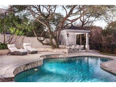 Austin Single Family Home Pending - Taking Backups: 2800 Westlake Dr