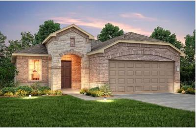 Buda Single Family Home For Sale: 224 Martha Dr