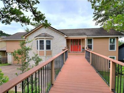 Austin Single Family Home Pending - Taking Backups: 4831 Twin Valley Dr