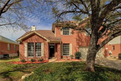Round Rock Single Family Home Pending - Taking Backups: 8216 Tonkinese Dr