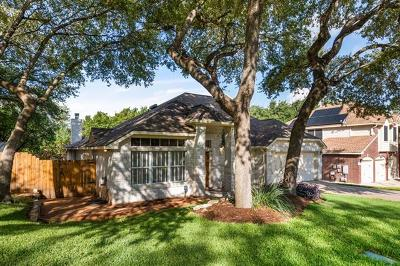 Leander Single Family Home For Sale: 1909 Holly Hill Dr