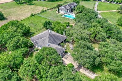 Leander Single Family Home For Sale: 1444 County Road 270