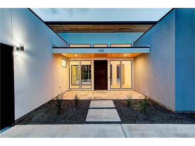 Lakeway Single Family Home Pending - Taking Backups: 208 S Meadowlark St